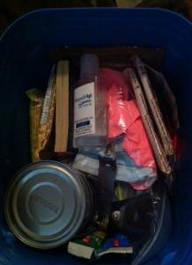 packed kit